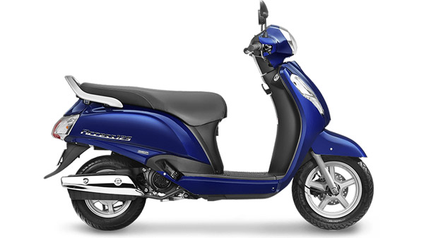 New Suzuki Access 125 Drum Brake Alloy Variant Launched In India At Rs 59,891