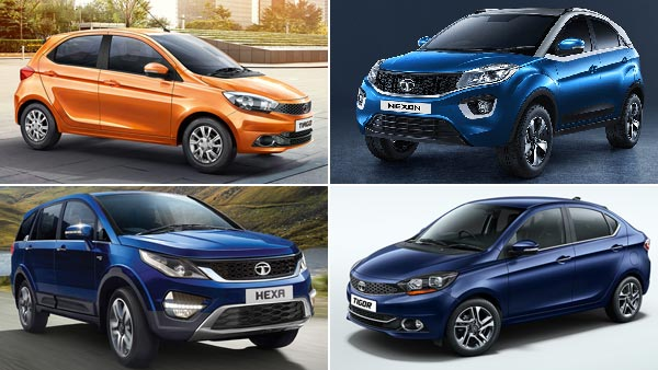 Tata Nexon, Hexa, Tiago, Tigor, available with 3 Years/ 40,000Kms Free Monsoon Maintenance Offer