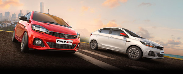 Tata Tiago JTP & Tigor JTP Launched In India With Fresh Updates With A Starting Price Of Rs 6.69 Lakh