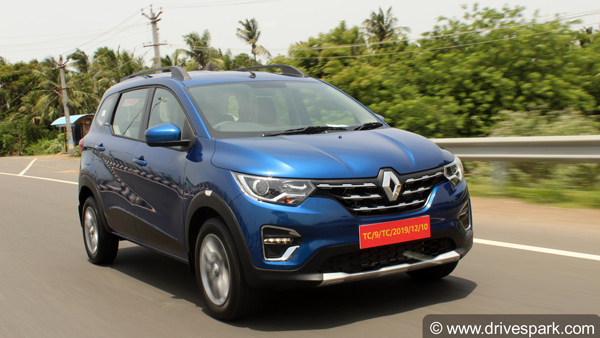 Renault Triber First Look Review: The Small Compact-MPV For The Masses