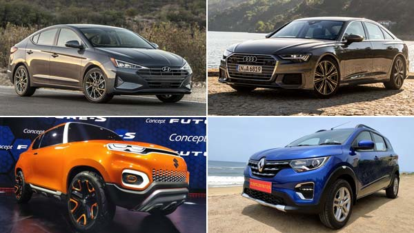 New Car Launches In India In September 2019: Maruti S-Presso, Renault Kwid Facelift, Tata Harrier Black Edition & More