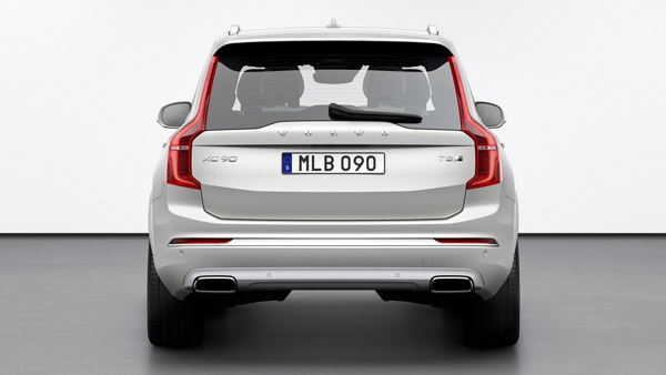 Volvo XC90 Excellence Lounge Console Launching 3 September In India: Details And Specs