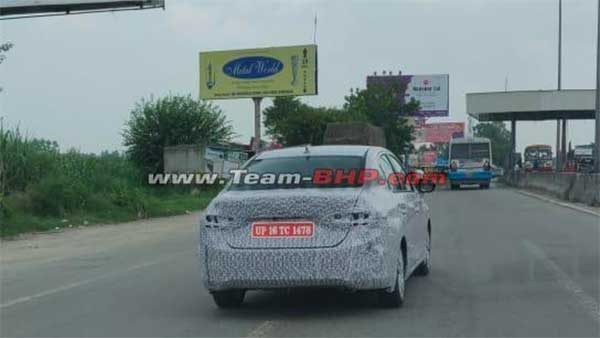 Spy Pics: New Honda City BS6 Spied Testing Ahead Of Expected Launch Next Year