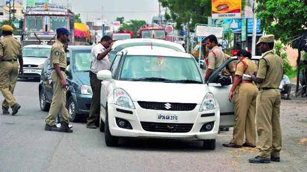 Traffic Violation Fines In Bangalore: Rs 72.5 Lakh Collected Within Five Days; Over 6,800 Cases Booked