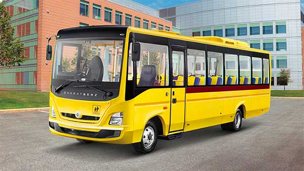Daimler BS-VI Trucks and Buses Showcased Ahead Of India LaunchNext Year