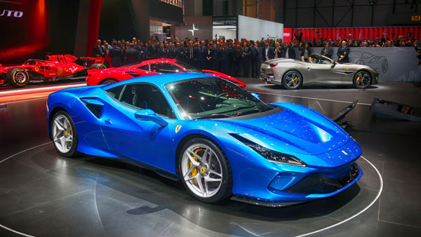 Ferrari F8 Tributo India Launch Confirmed By February 2020: Will Be Priced At Rs 4.02 Crore