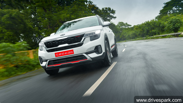 Kia Seltos Sales August 2019: Overtakes MG Hector & Hyundai Creta To Become The Best-Selling Mid-Size SUV In India