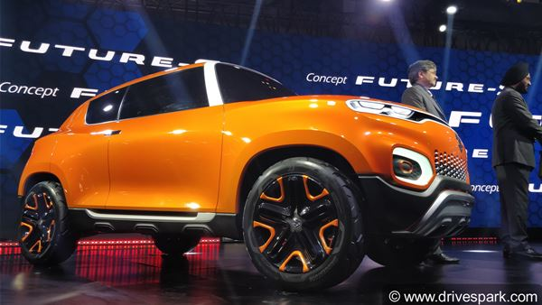Maruti S-Presso Dimensions, Variants & Other Details Revealed Ahead Of Launch