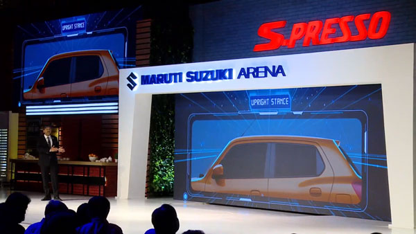 Maruti S-Presso Design & Engineering