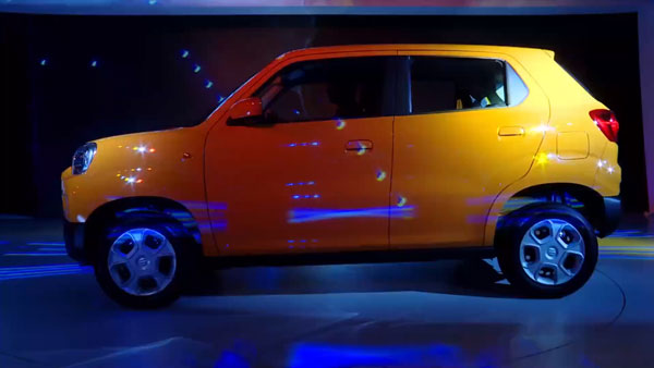 Maruti S-Presso Live Launch Highlights: Specs, Features