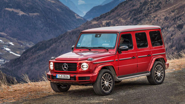 Mercedes-Benz G 350d Launching On 16th October: The Entry-Level G Class For India
