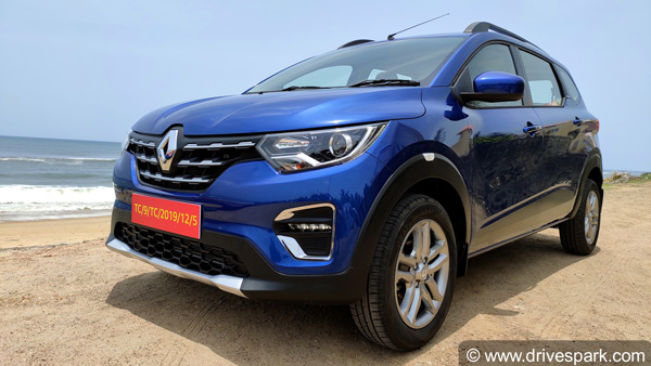 Renault Triber Deliveries Commence In India: Bookings & Other Details