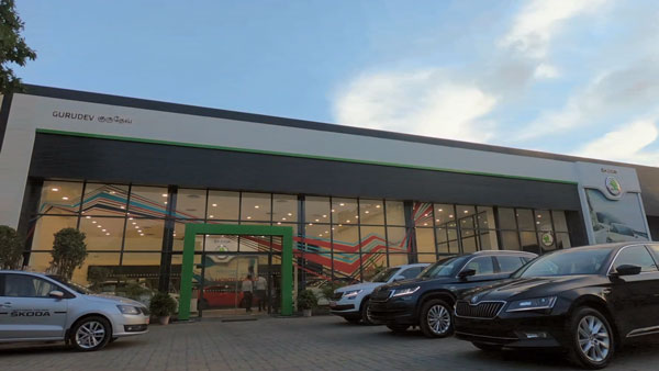 Skoda Dealership Rebranding Video Revealed: Part Of Company's INDIA 2.0 Project