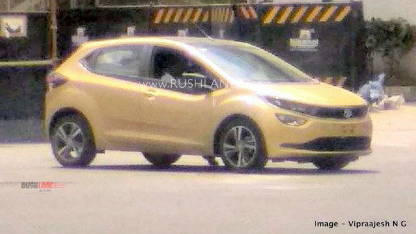 Spy Pics: Tata Altroz Spied Testing In India Ahead Of Its Expected Launch During Festive Season