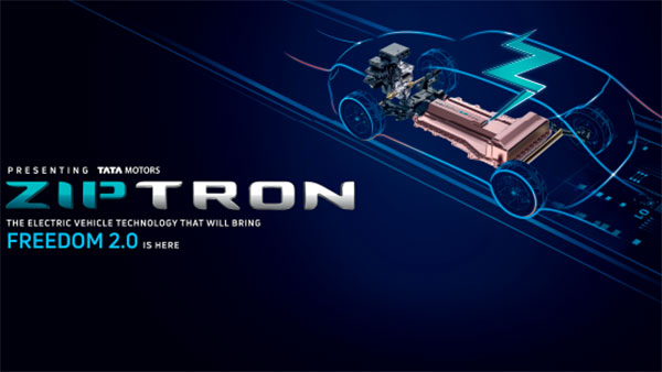 New Tata Electric Car India Launch Confirmed For Late-2020: Will Debut New 'Ziptron' EV Technology