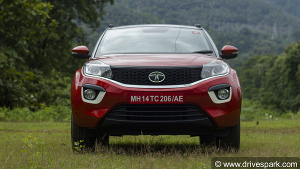 Spy Pics: Tata Nexon Electric Spotted Testing Ahead Of Its Expected Launch In India
