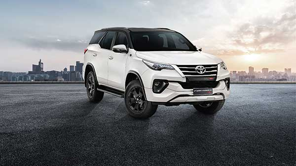 Toyota Fortuner TRD Launched In India At Rs 33.85 Lakh: Specs, Features & Other Details