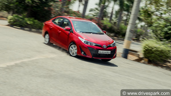 Toyota Yaris Facelift Launching Soon: Features Dual-Tone Colour, Diamond Alloy Wheels