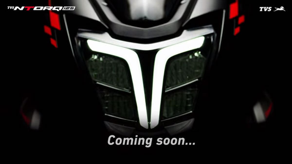 TVS NTorq 125 Facelift With LED Headlamp & New Design Teased Through Short Video