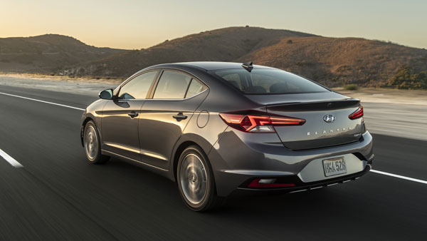 Hyundai Elantra Facelift To Be Offered With Petrol Engines Only: India-Launch Expected In September