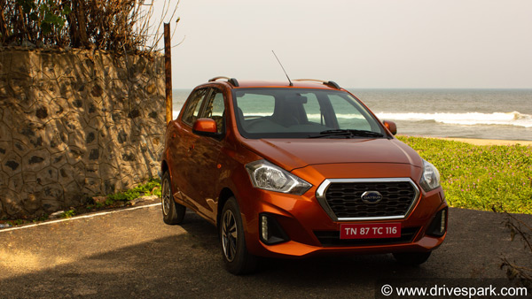 Datsun GO & GO+ Automatic Variants To Be Unveiled In India Soon: India's Cheapest CVT Models