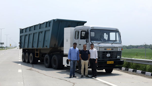 First Electric Truck In India Revealed: IPLT Rhino 5536 Performance, Range & Features