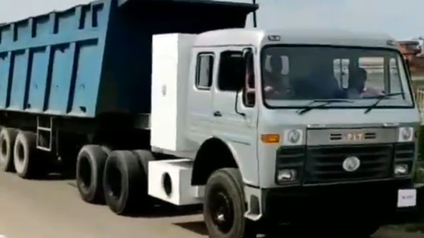 First Electric Truck In India: IPLT Rhino 5536 Specifications & Details
