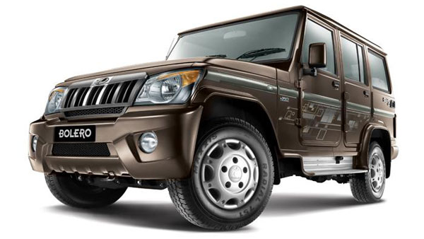Mahindra Car Sales India August 2019: Bolero Becomes Brand's Top-Seller Yet Again