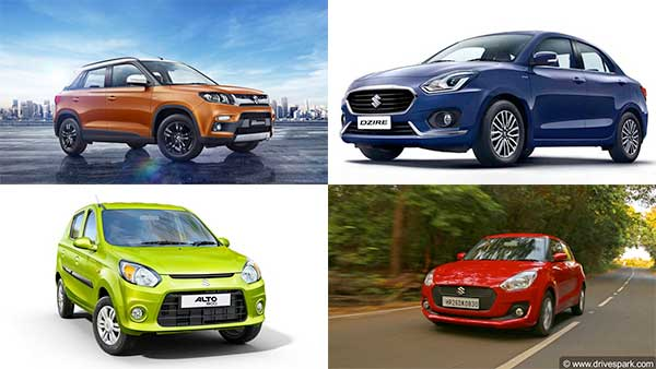 Maruti Brezza, Dzire, Swift, Alto, Alto K10, Celerio, Eeco: Discounts & Offers For September