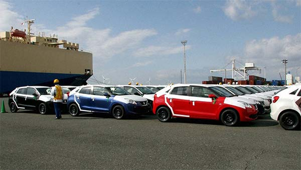 Maruti Suzuki Exports 10 Lakh Cars From Mundra Port Within Just 10 Years
