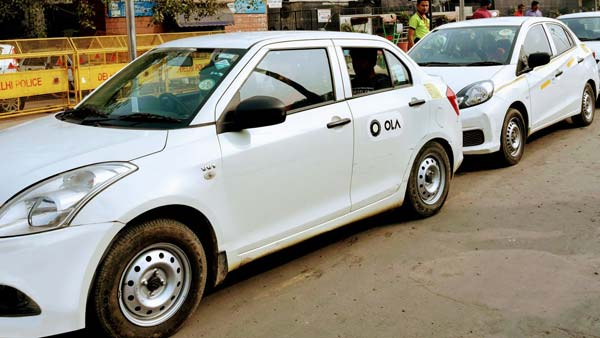 Ola & Uber Surge Pricing To Increase Based On New Government Policy