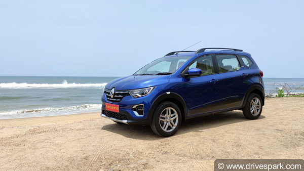 Renault Triber Automatic (AMT) India Launch Expected Early Next Year