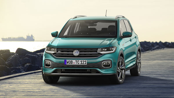 Volkswagen T-Cross Compact SUV To Debut At Auto Expo 2020: Details & Expected Prices