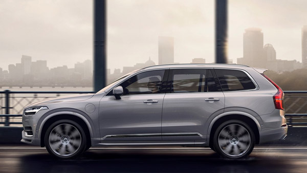 Volvo XC90 Excellence Lounge Console Launched In India At Rs