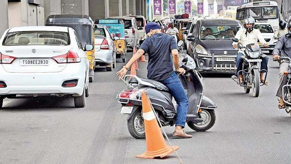 Traffic Fines In Bangalore Reduced Under The New Motor Vehicles Act: Traffic Penalties Reduced By Almost 80%
