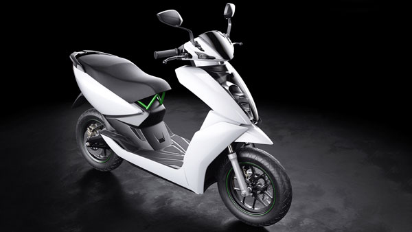 Ather 450 Chennai Deliveries Begin: Also Offers Ather Dot Charger For First 100 Customers