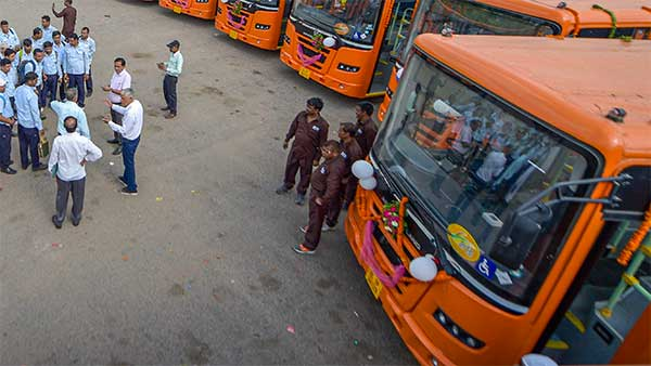 Delhi To Receive 100 More Cluster Buses This Week