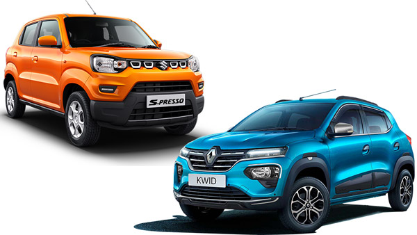 Maruti Suzuki S-Presso Sales Registers 5,006 Units: Overtakes Renault Kwid Sales In September 2019