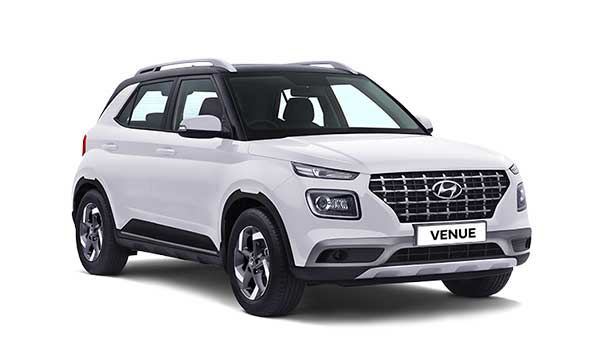 Hyundai Venue Dual-Tone Variant On Top Trims Expected To Launch Soon