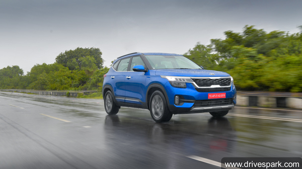 Kia Seltos Export Operations Commence: 471 Units Shipped From India