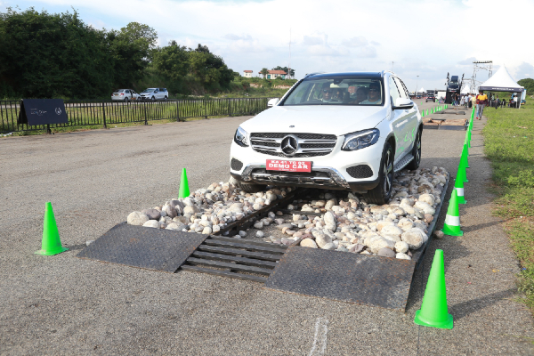 Mercedes-Benz Luxe Drive Bangalore Edition: Food, Music & Self-Drive
