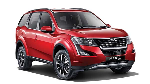 Spy Pics: Mahindra XUV500 BS-VI Spied Testing In India Ahead Of Its Launch Next Year