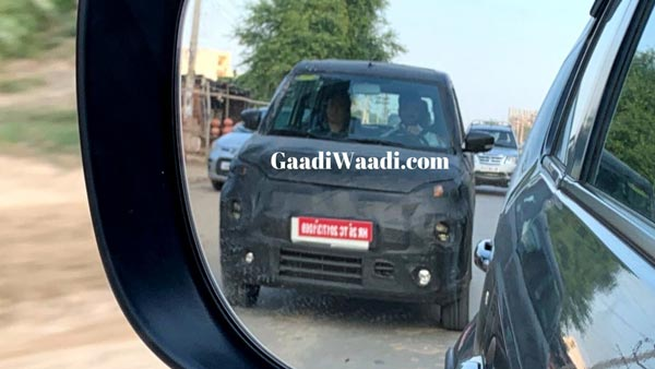 Maruti XL5 (Premium WagonR) Spied Testing Yet Again: Fresh Details Revealed Ahead Of Launch