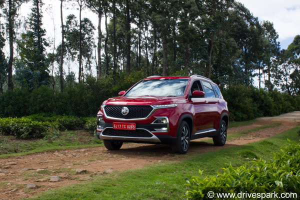 Hema Malini Brings Home The MG Hector Sharp: An All New Dhanno