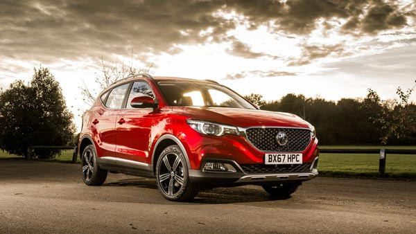 MG Motor Could Introduce ZS SUV With Petrol & Hybrid Engine Options In India