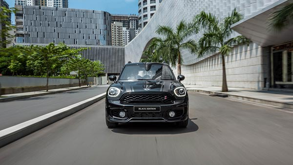MINI Countryman Black Edition Launched In India At Rs 42.40 Lakh: Specs, Features & Other Details