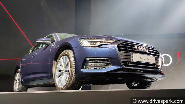 New Audi A6 Launched In India At Rs 54.20 Lakh: Specs, Features & Other Details