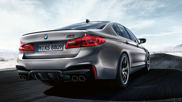 BMW M5 Competition Launched In India At Rs 1.54 Crore: Specs, Features & Other Details