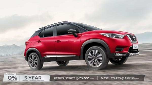 Nissan Diwali Discount Offers: Festive Benefits Available On Select Models
