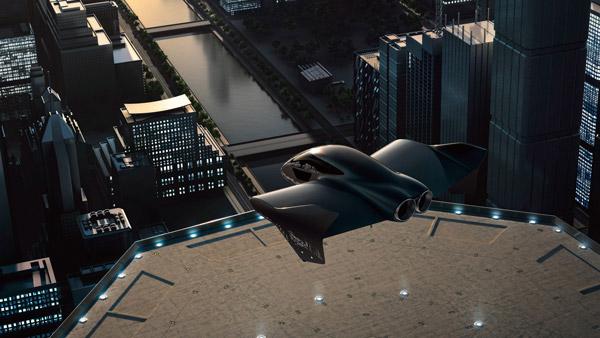 Porsche & Boeing Enter Partnership To Develop Premium Electric Flying Cars